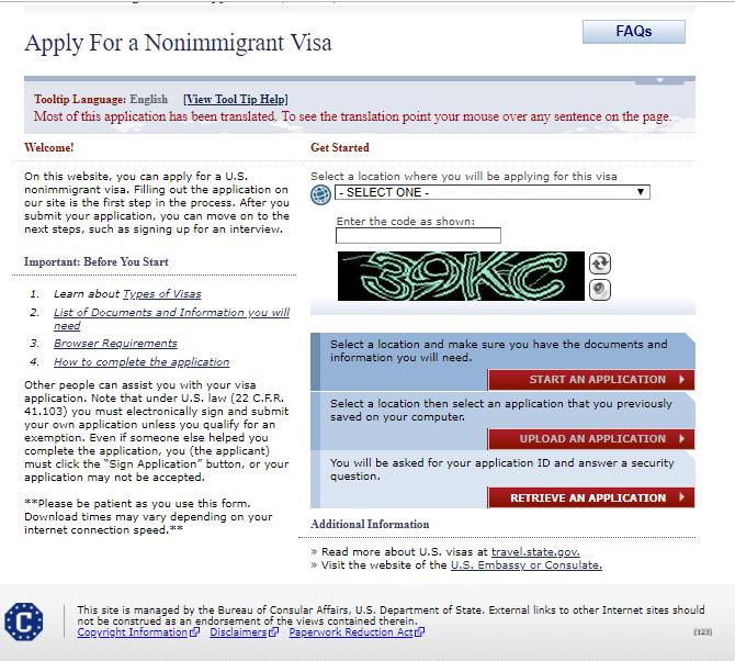 Điền đơn Ds-160 để xin Visa Mỹ chưa bao giờ là điều dễ dàng.