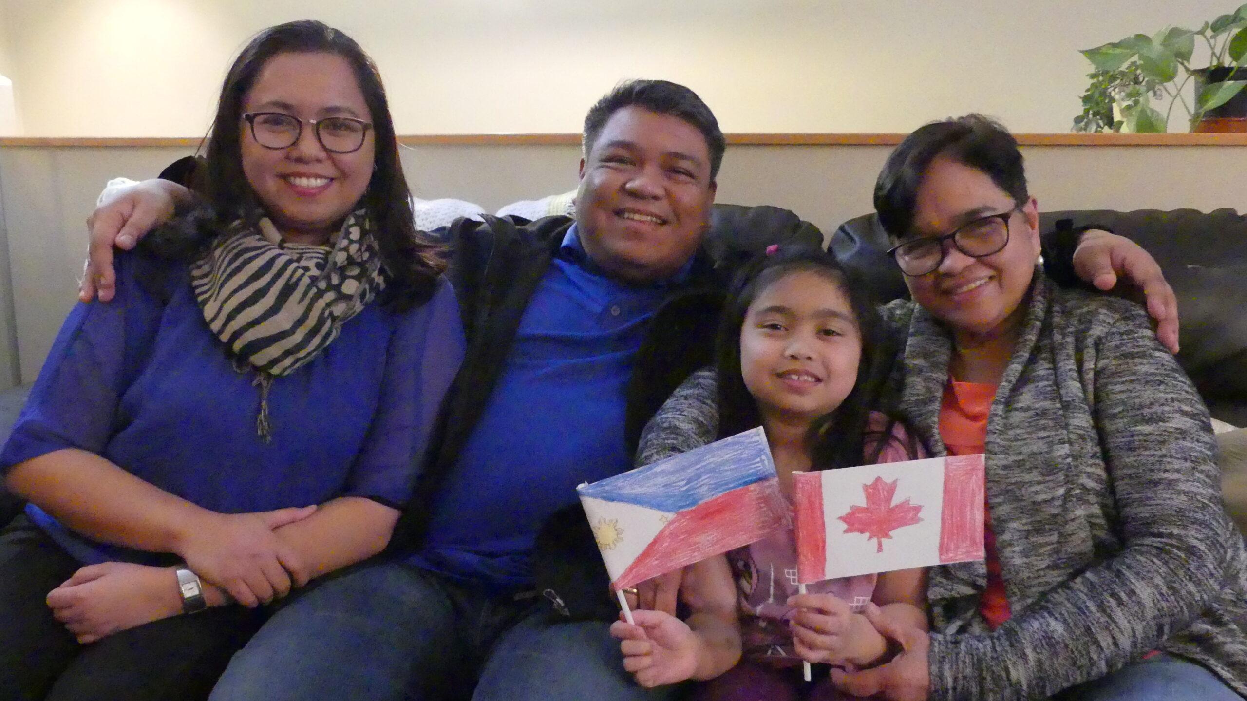 Đoàn tụ gia đình là một trong ba trụ cột của chương trình nhập cư của CIC